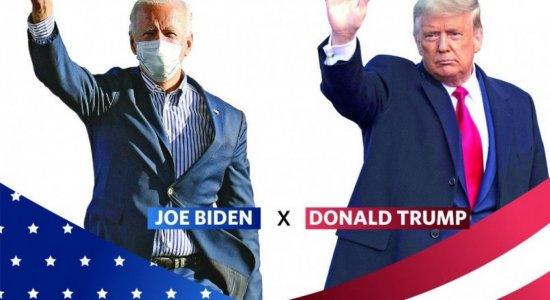 Donald Trump x Joe Biden: Tempo real da apuração das eleições dos EUA em 2020