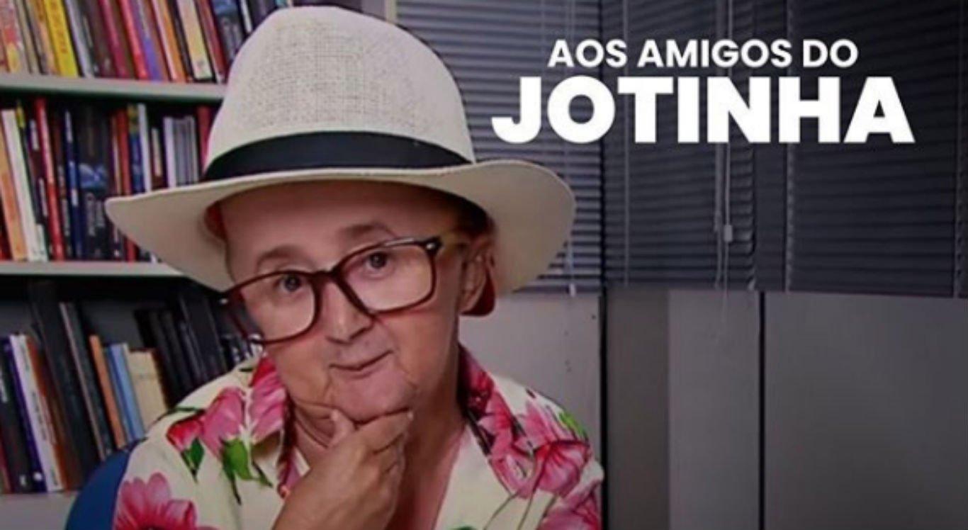 Humorista Jotinha está internado em um hospital da Bahia