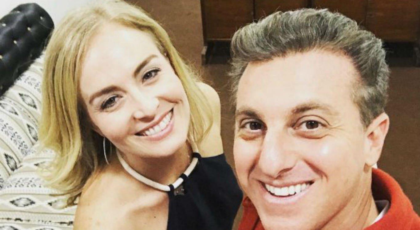 Angélica e Luciano Huck estão juntos há quase 20 anos