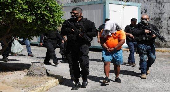 Polícia Federal deflagra operação de tráfico de drogas nos presídios e fora deles em Pernambuco