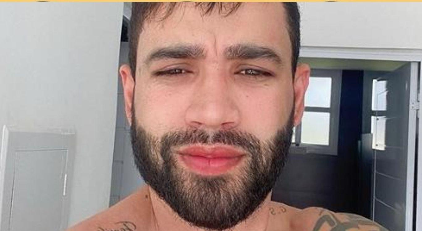 O cantor Gusttavo Lima (Reprodução/Instagram)