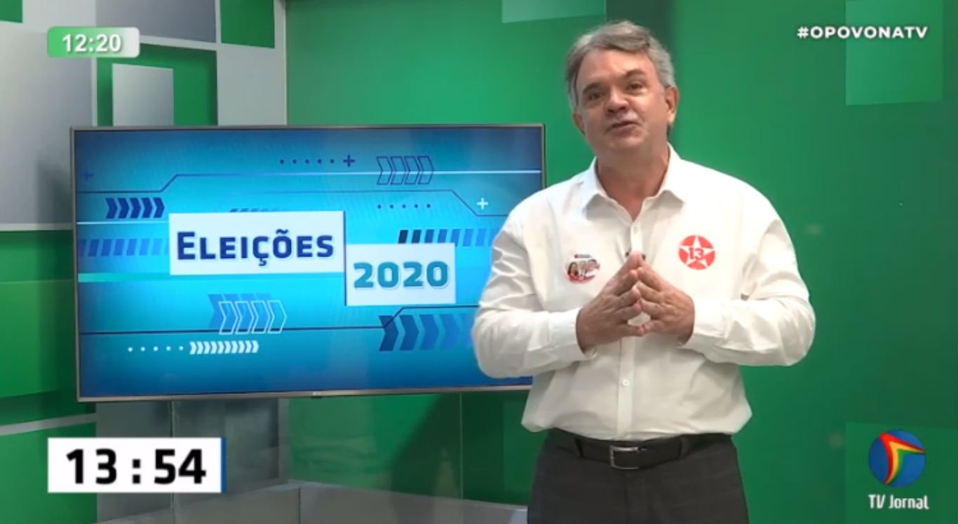 Candidato à prefeitura de Caruaru, Marcelo Rodrigues