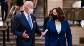 Joe Biden e Kalama Harris lançam plataforma de online de transição