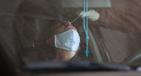 Covid-19: Pernambuco ultrapassa 175 mil casos confirmados