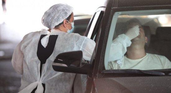 Com mais 730 casos da covid-19, Pernambuco totaliza 409.493 casos confirmados da doença