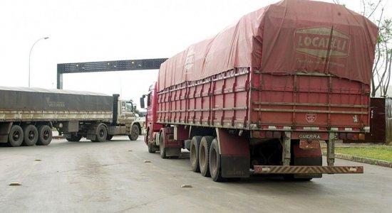 Campanha nacional alerta caminhoneiros sobre roubo de cargas
