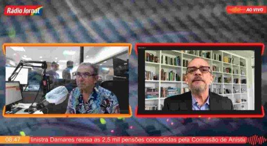 Antonio Lavareda fala sobre vitória de Biden nas eleições dos Estados Unidos