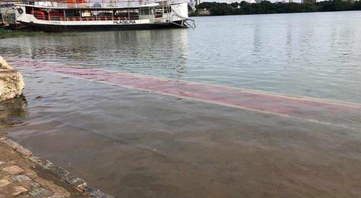Vazão do Rio São Francisco aumenta