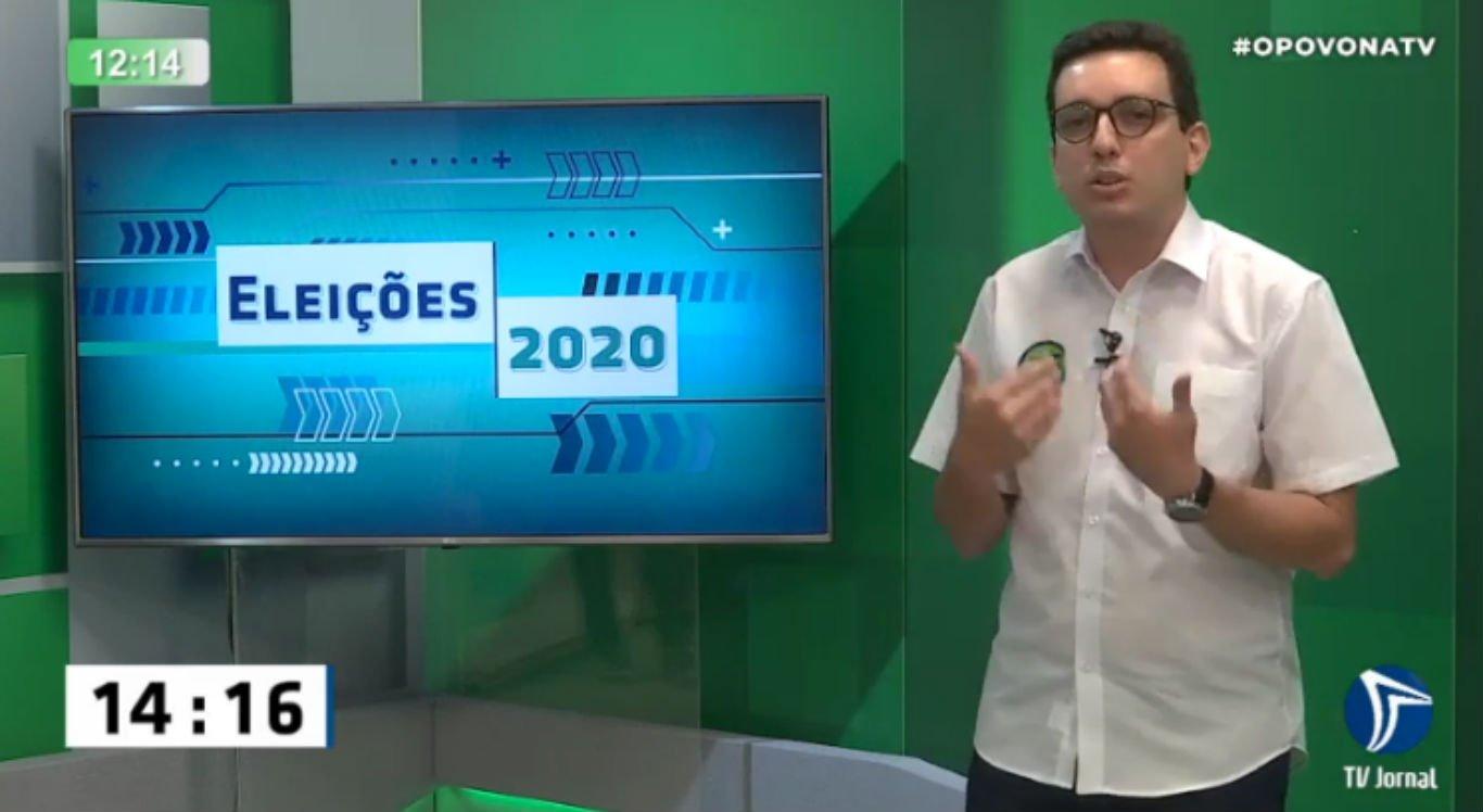 Candidato à prefeitura de Caruaru, Raffiê Dellon