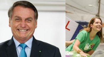Bolsonaro decidiu apoiar a candidatura da Delegada Patrícia à Prefeitura do Recife