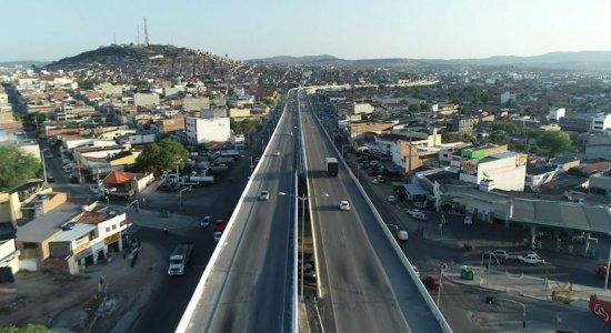 Cidade de Caruaru, no Agreste de Pernambuco