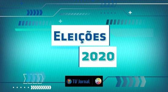 Acompanhe o debate entre os candidatos a prefeito na TV Jornal