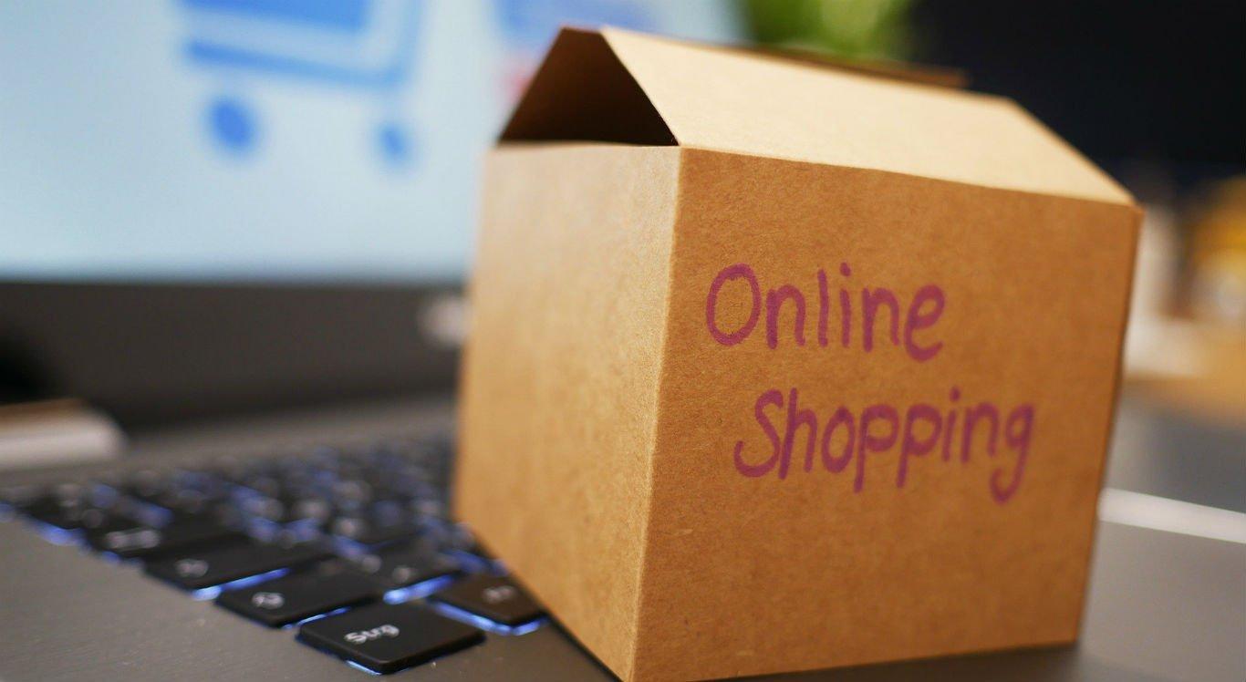 Compras online aumentaram durante pandemia da covid-19