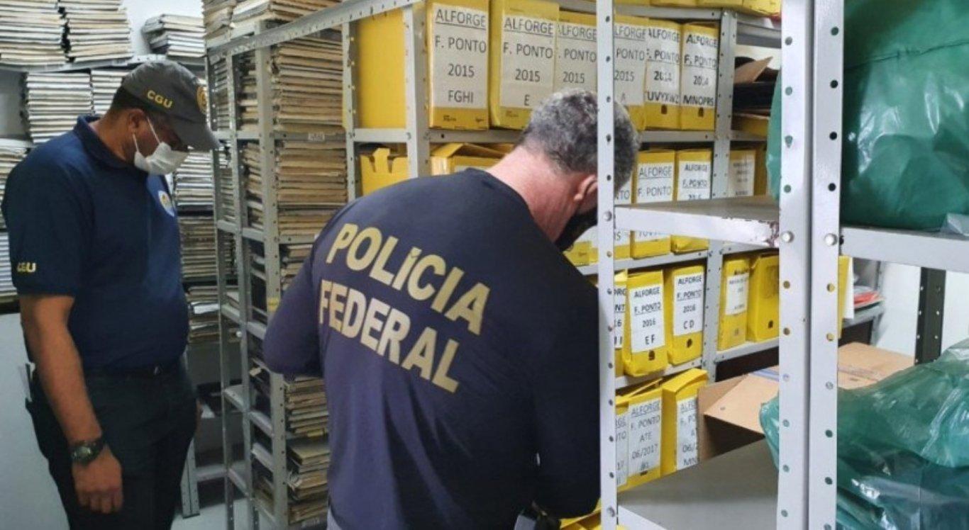 PF faz operação que mira suspeitos de usar casas lotéricas para lavagem de dinheiro de corrupção em PE