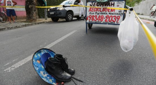 Homem é assassinado e corpo é encontrado na Estrada do Arraial, no Recife