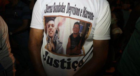 Após enterro de tio e sobrinho mortos em Itamaracá, parente expressa dor da família: ''É angustiante''