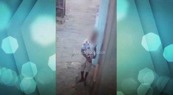 Câmeras de segurança das casas e estabelecimentos comerciais já registram assaltos, arrombamentos e furtos de veículos