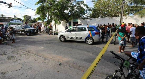 Mototaxista é morto a tiros no Arruda, mas passageiro seria alvo dos bandidos