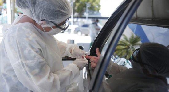 Covid-19: oito meses de pandemia e busca por testes cresce no Recife