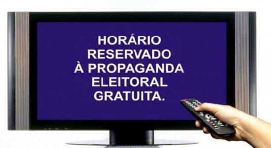Propaganda eleitoral no rádio e TV só pode ser feita até esta sexta (27)