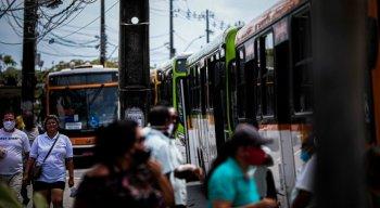 Ônibus e metrô do Recife terão ampliação de veículos no dia das eleições municipais