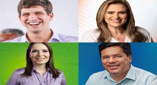 Especialista em dados analisa desempenho dos candidatos a prefeito do Recife nas redes sociais
