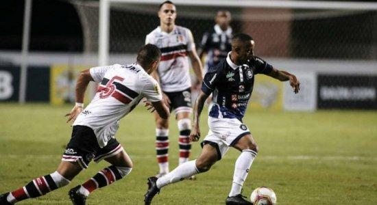Santa Cruz vence o Remo e garante liderança do grupo A da Série C