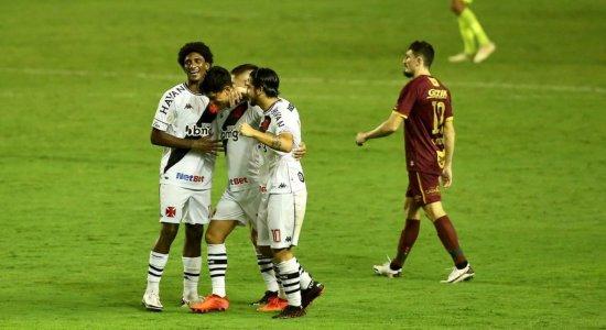 Sport perde para o Vasco por 2x0 na Ilha do Retiro na 21ª rodada do Brasileirão