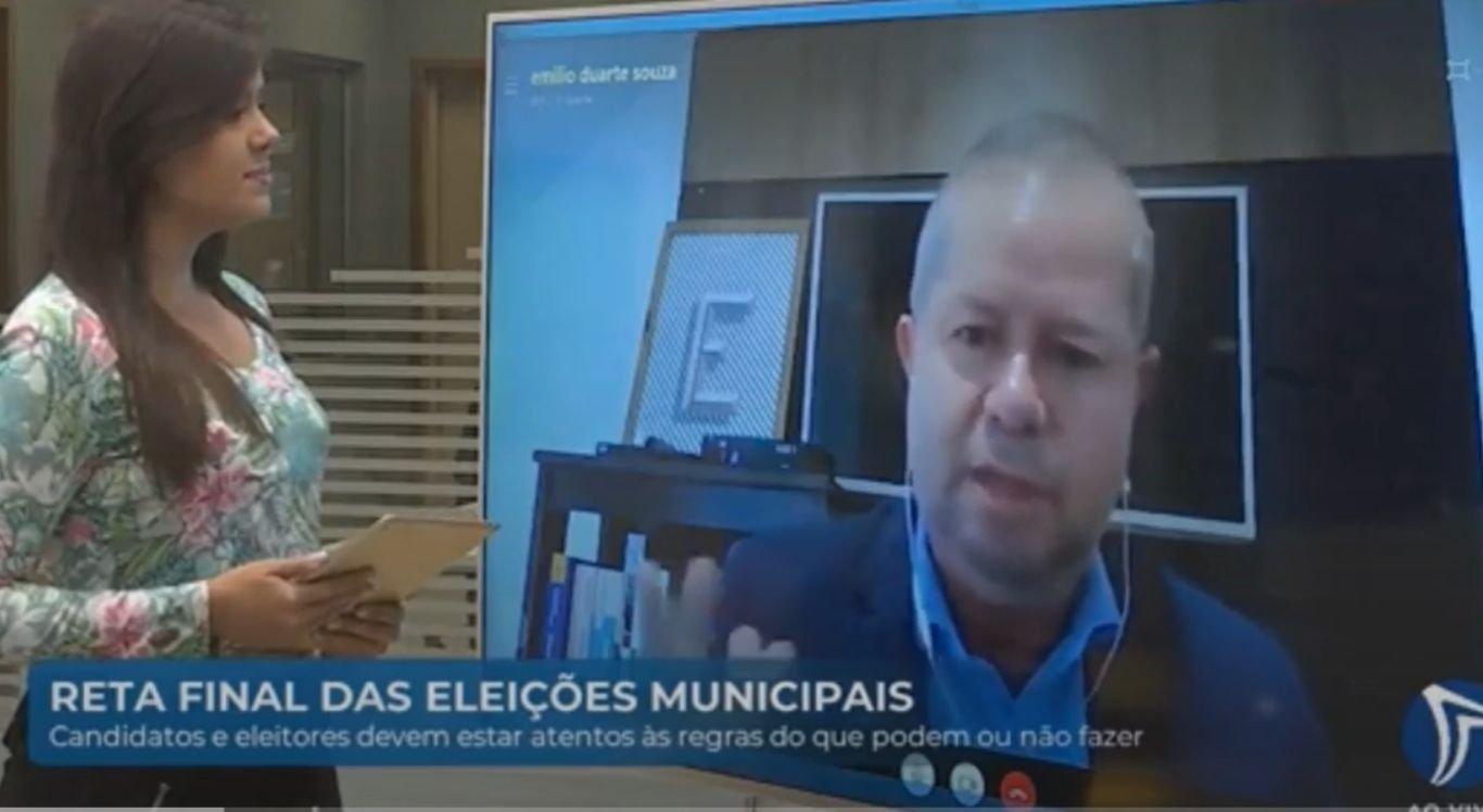 Especialista falou o que pode e o que não pode fazer na reta final das eleições
