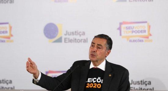 TSE neutraliza ataque que tentou sobrecarregar sistemas, diz Barroso