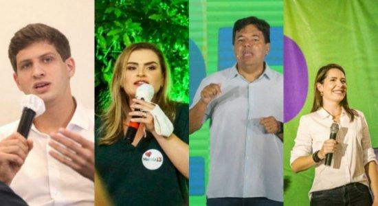 Ibope divulga resultado da boca de urna no Recife e indica segundo turno entre João Campos e Marília Arraes