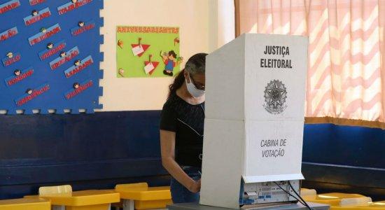 Eleitor não pode ser preso a partir desta terça-feira (24)