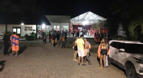 Por medo de aglomerações, Lupércio suspende festa para acompanhar resultado em Olinda