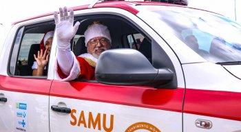 Natal do Samu Solidário terá 10ª edição