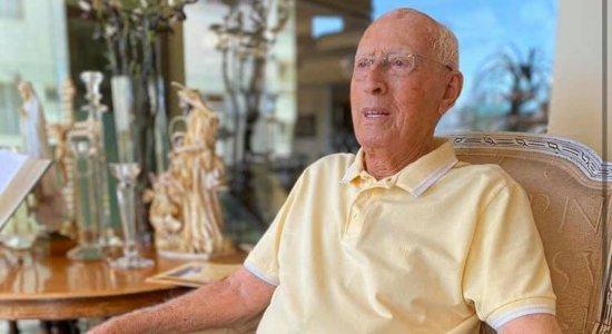 Eleições 2020: prefeito mais velho eleito no país tem 95 anos