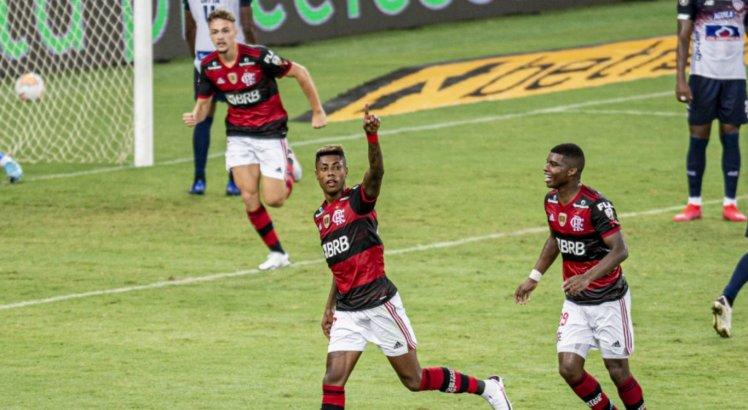 Libertadores: Assista a Racing x Flamengo na tela da TV Jornal/SBT