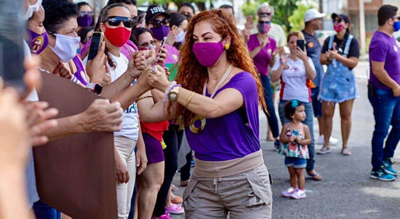 Perpétua Dantas foi vereadora mais votada de Caruaru