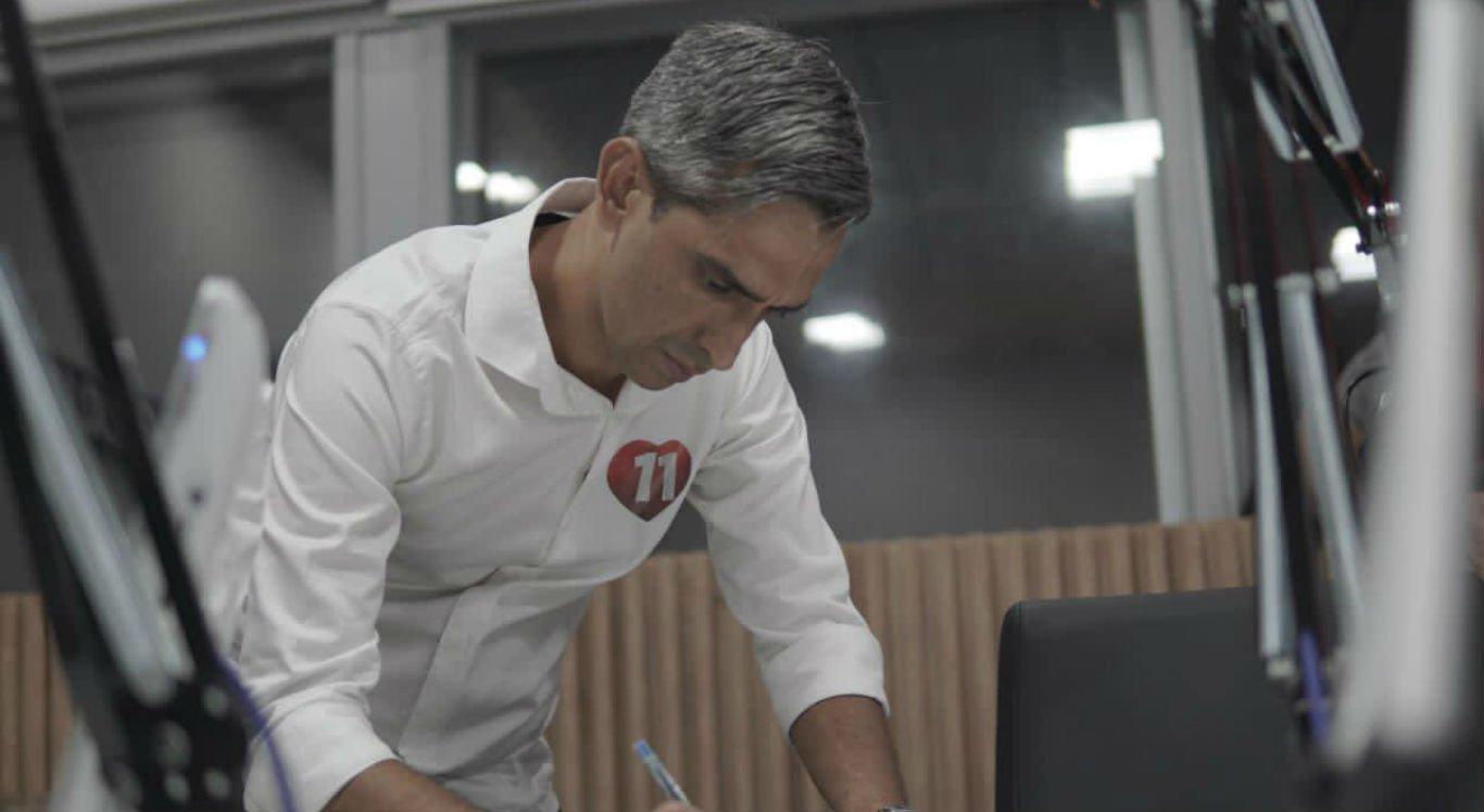 Fábio Aragão é prefeito eleito de Santa Cruz do Capibaribe