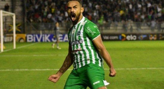Sport anuncia contratação do atacante Dalberto até o final da Série A