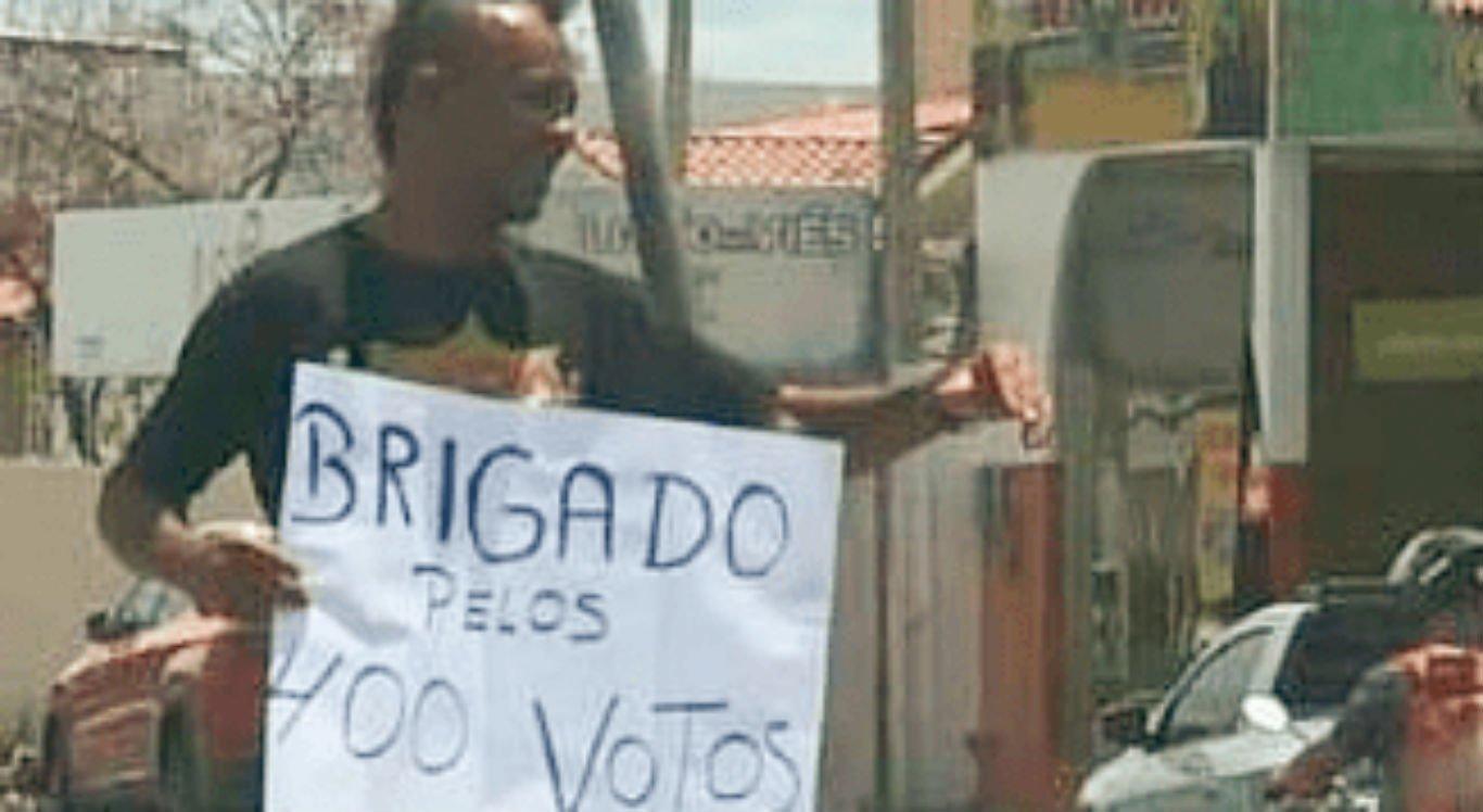 Candidato Iapoi conquistou mais votos do que vereadores em exercício