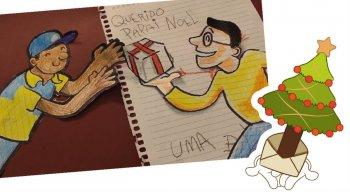 Papai Noel dos Correios será digital; veja como enviar e adotar carta