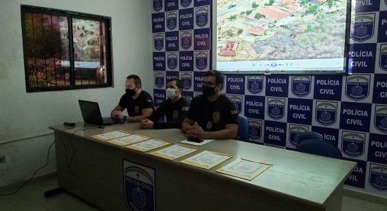 Polícia Civil faz operação em Toritama