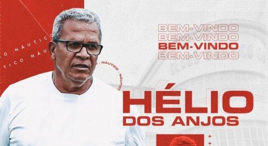Em estreia de Hélio dos Anjos, Náutico encara o CRB pressionado para pontuar