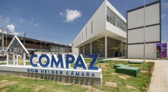Atividades no Compaz Dom Hélder Câmara iniciam na próxima terça-feira (24)