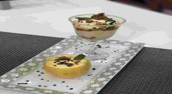 Taças Crocantes de Maracujá do Chef Rivandro França