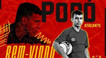 Vinícius Popó é o novo atacante do Sport