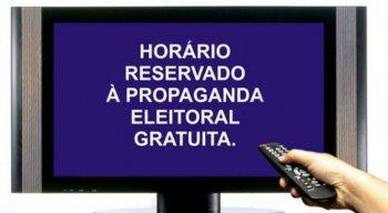 Horário eleitoral gratuito da eleições municipais nas emissoras de rádio e TV