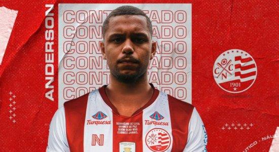 Náutico anuncia contratação do goleiro Anderson, ex-Santa Cruz
