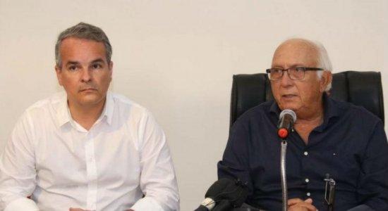 Presidente do Sport em exercício, Carlos Frederico diz que situação não lançará candidato