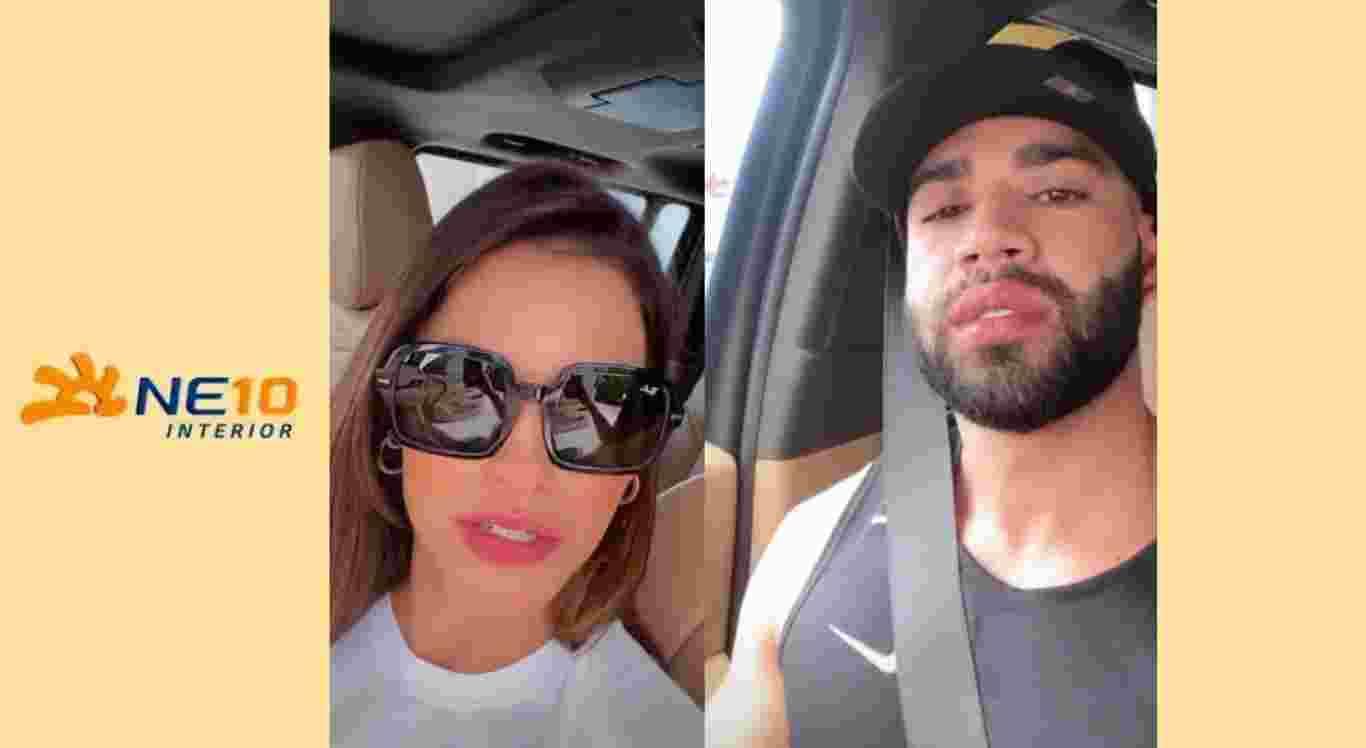 Internautas suspeitam de reconciliação entre Gusttavo Lima e Andressa Suita